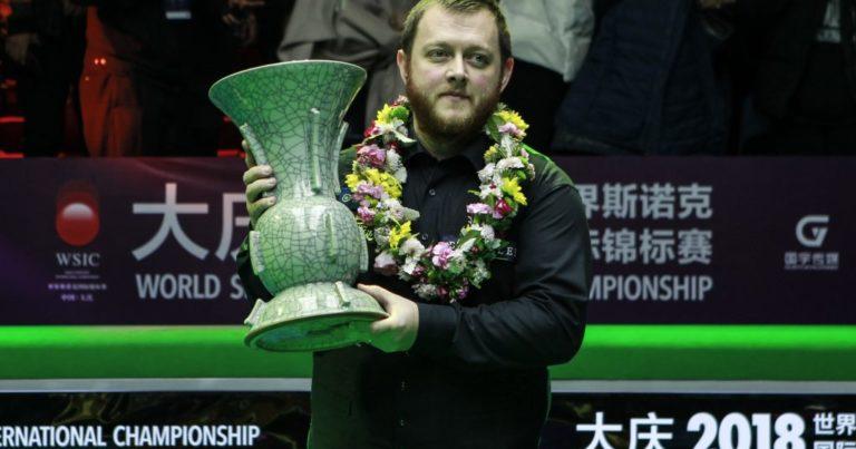 Марк Аллен — победитель International Championship 2018!