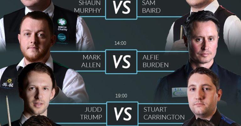 Четвертьфиналы — четыре топа