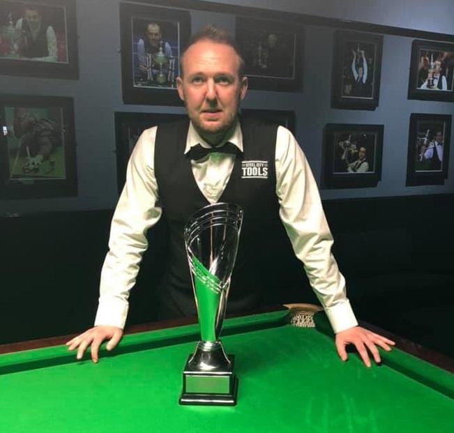 Адам Даффи — победитель 9-го турнира Челлендж-тура!
