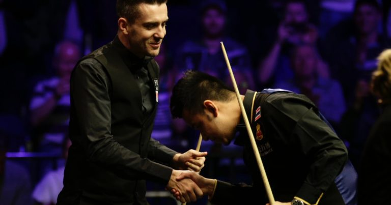 Welsh Open: максимум Сенкхама, вылет О'Салливана
