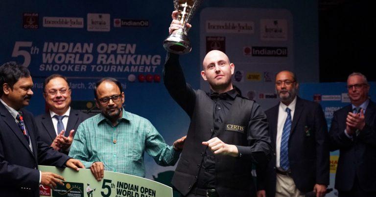 Мэттью Селт — победитель Indian Open 2019!