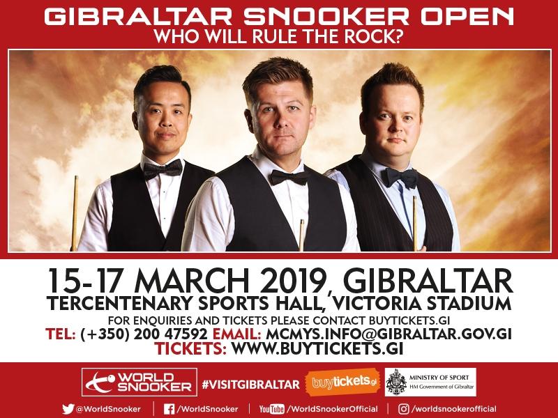 Любительская квалификация на Гибралтаре