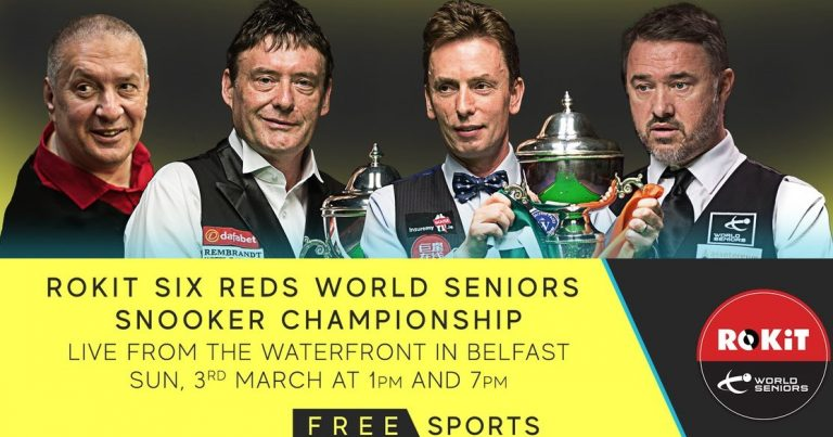 Джимми Уайт — победитель World Seniors 6 Red 2019 + интервью со Стивеном Хендри