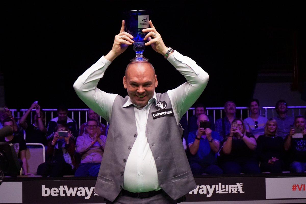 Стюарт Бингем — победитель Gibraltar Open 2019!