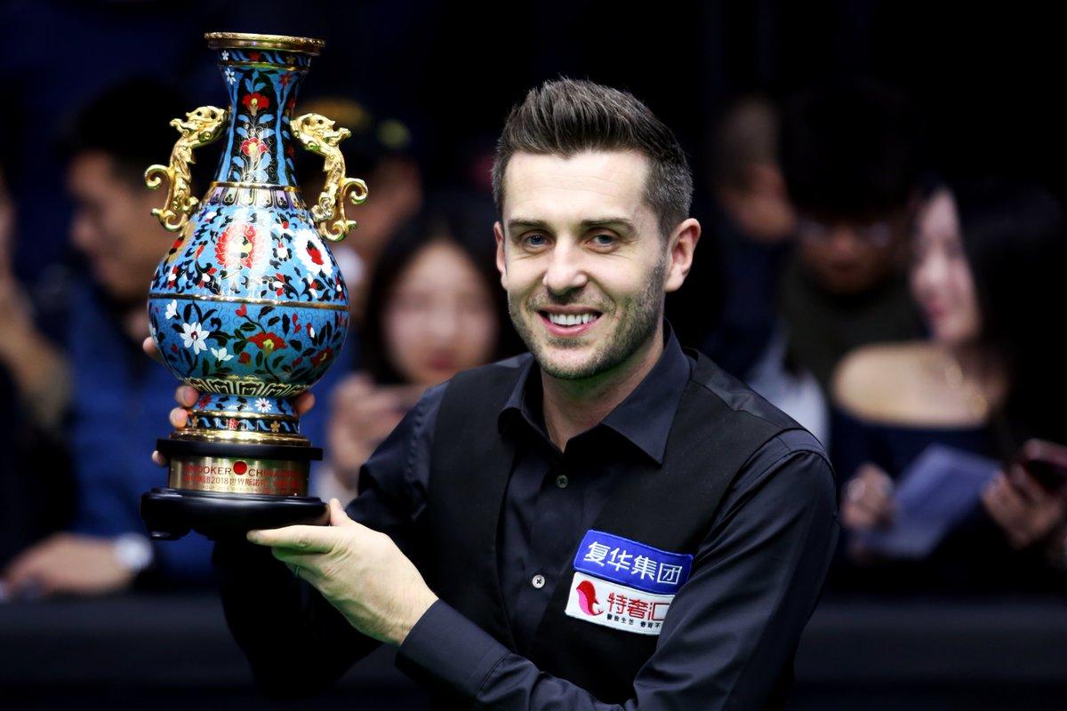 China Open 2019: борьба за «Крусибл» и за первое место в рейтинге