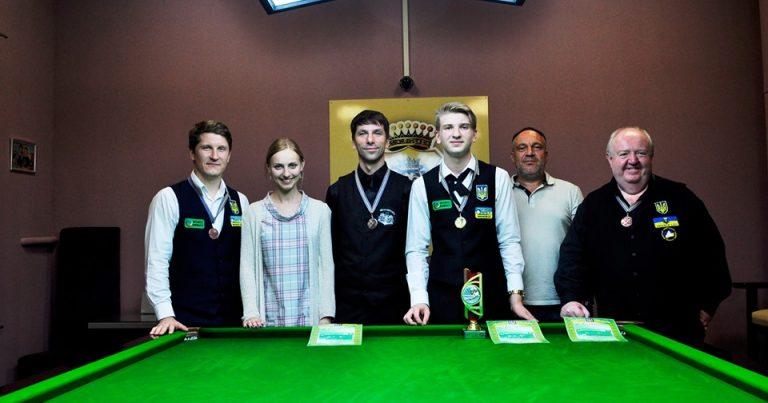 Юлиан Бойко — победитель второго этапа Балтийской лиги!