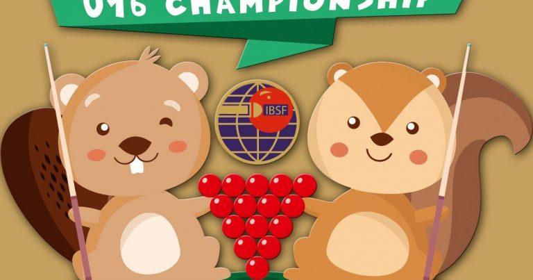 U16 IBSF Snooker Championship начался в Тюмени