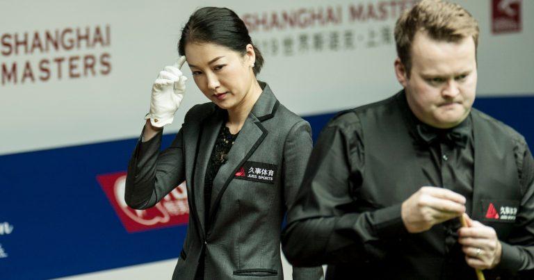Полуфиналы в Шанхае