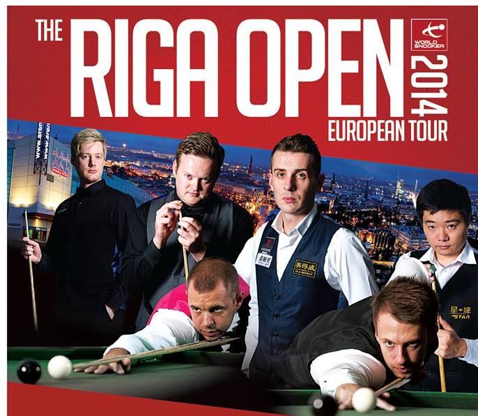 Недописанный обзор первого турнира в Риге — Riga Open 2014…