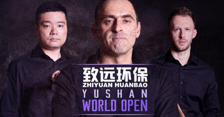 Перед World open: Селби вновь пятый, «ракета» в игре, Нил и Эм Джэй вне игры