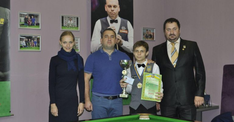 Антон Казаков — чемпион Украины!