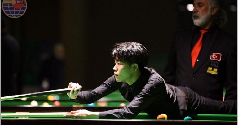 Чемпионат мира IBSF: «Золотая дремотная Азия»