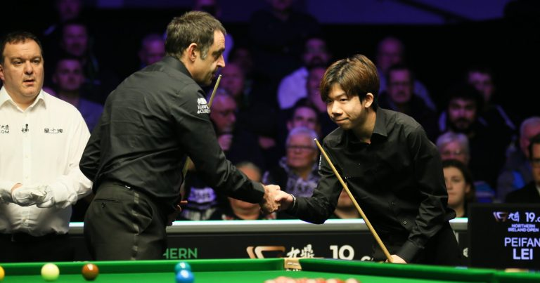 Northern Ireland Open: 1/16 и 1/8 финала
