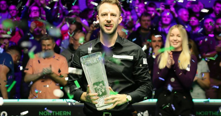 Джадд Трамп — победитель Northern Ireland Open 2019!