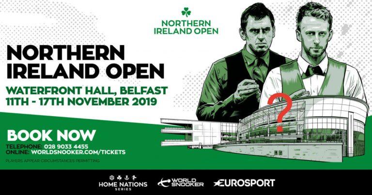 Northern Ireland open. 1/2. Шаг до повторения финала-2018