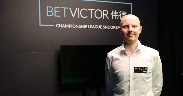 Энтони Макгилл — победитель пятой группы Лиги Чемпионата!