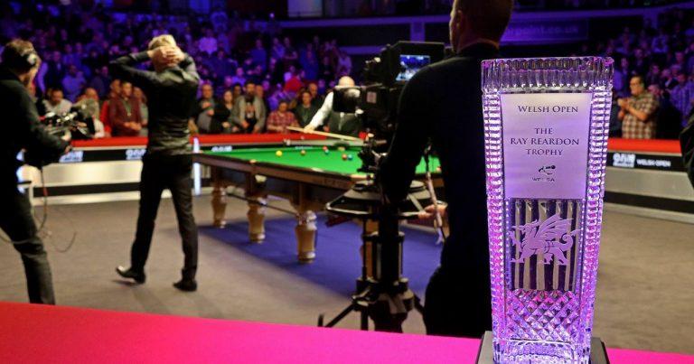 Снукерный «сериал» продолжается! Старт Welsh Open!