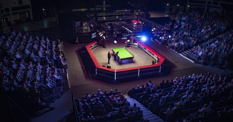 Welsh Open. Полуфиналы
