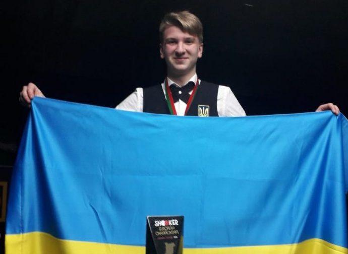 Юлиан Бойко — Чемпион Европы по 6 красным. Взрослый ЧЕ стартует сегодня