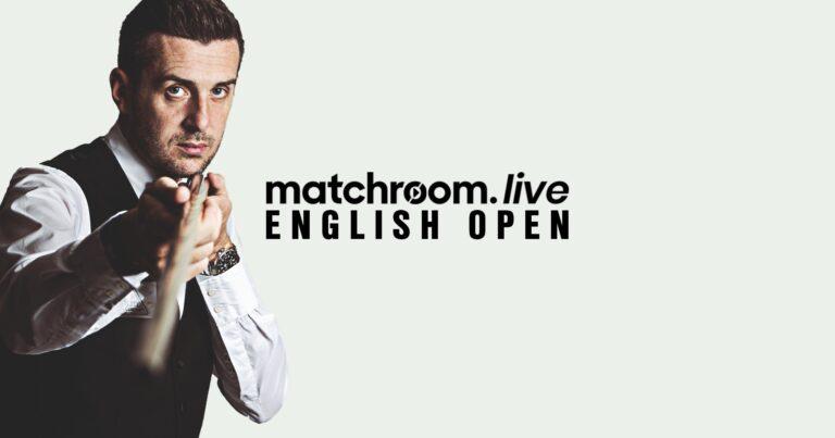 English Open. Без Мерфи и Аллена, но с Трампом и Селби