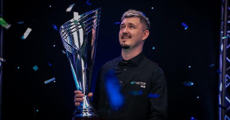 Кайрен Уилсон — победитель Championship League