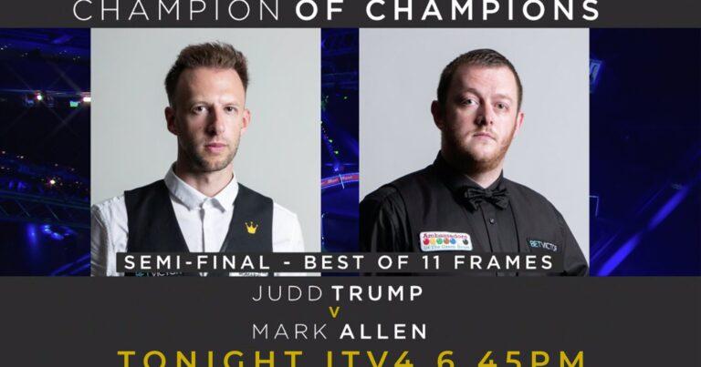 Чемпион Чемпионов 2020. Полуфиналы