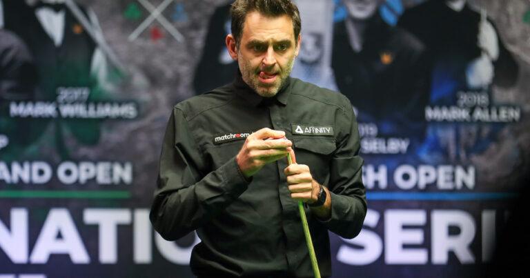 Northern Ireland Open 2020. Четвертьфиналы