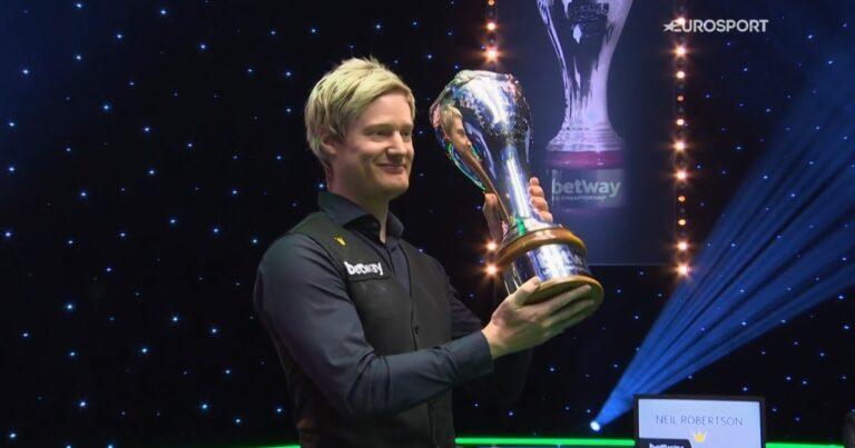 Итоги Betway UK Championship 2020
