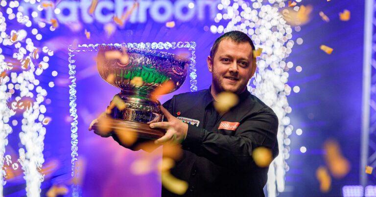 Марк Аллен — победитель турнира Чемпион Чемпионов 2020!