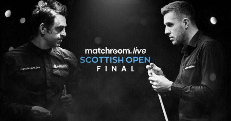 О'Салливан против Селби в финале Scottish Open 2020