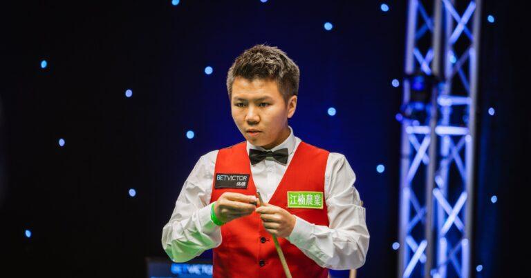 Чжоу Юэлун — победитель первой группы Лиги Чемпионата!