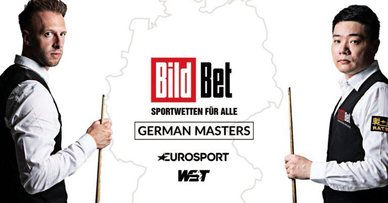 German Masters 2021. Четвертьфиналы