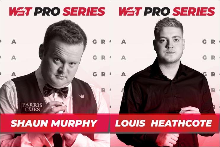 Шестая группа WST Pro Series. Мерфи и Хэскоут