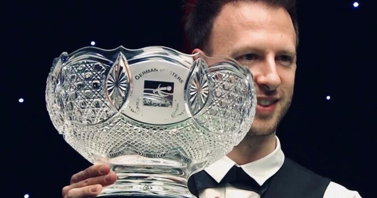 Джадд Трамп — победитель German Masters 2021!