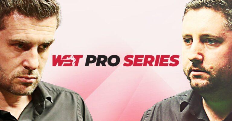 WST Pro Series. Восемь победителей и два незабитых розовых