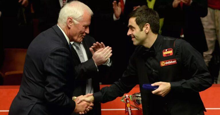 Барри Херн покинул World Snooker Tour
