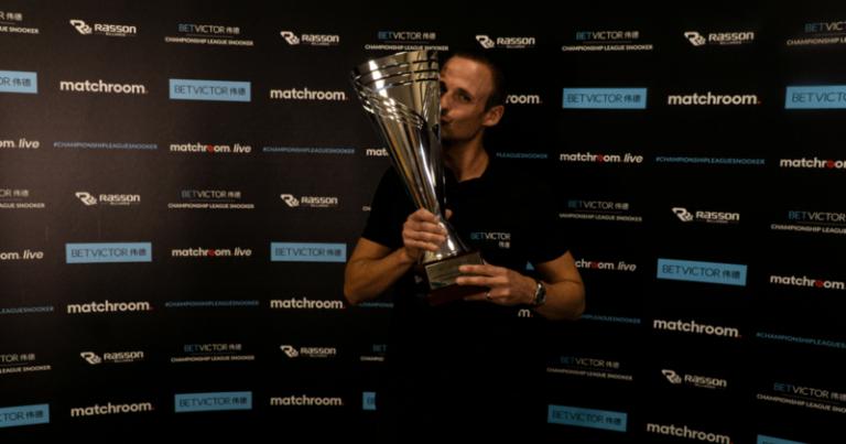 Итоги рейтингового турнира BetVictor Championship League 2021