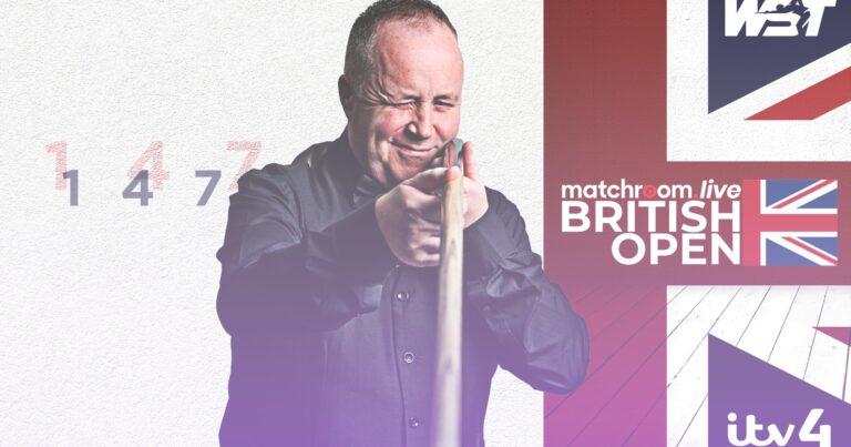 British Open 2021. День 1. 147 от Хиггинса