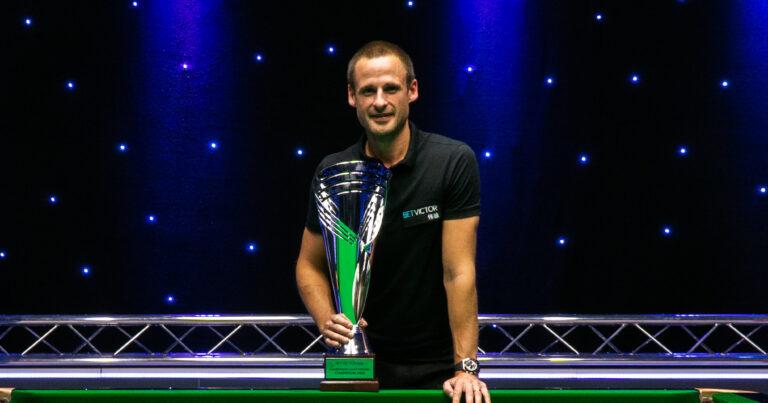 Дэвид Гилберт — победитель Лиги Чемпионата 2021!