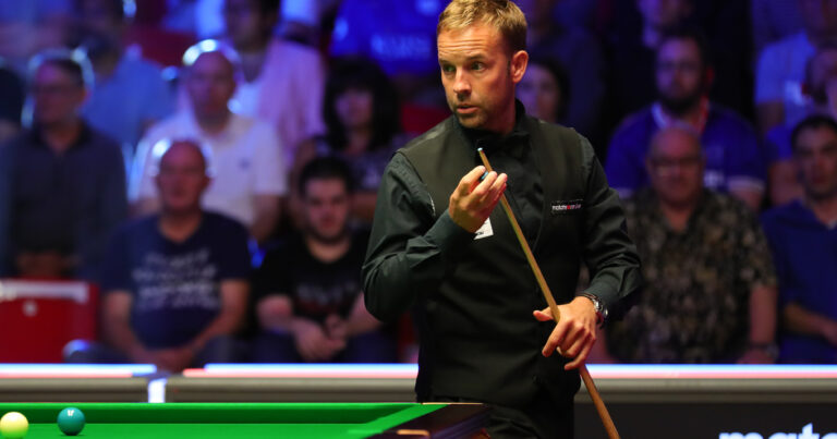 British Open 2021: «максимум» и вылет Картера