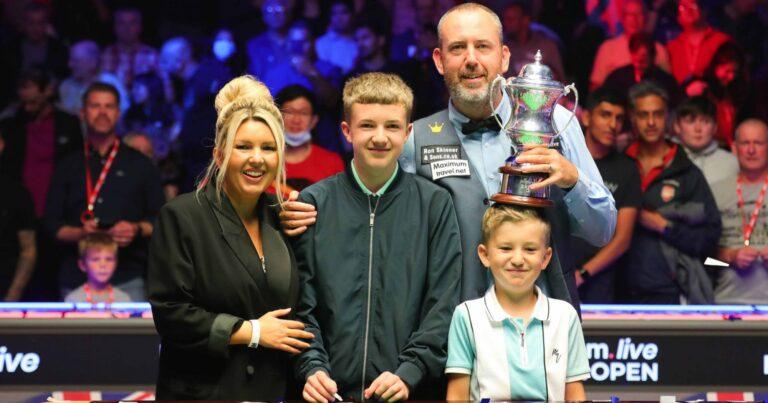 Марк Уильямс — победитель British Open 2021!