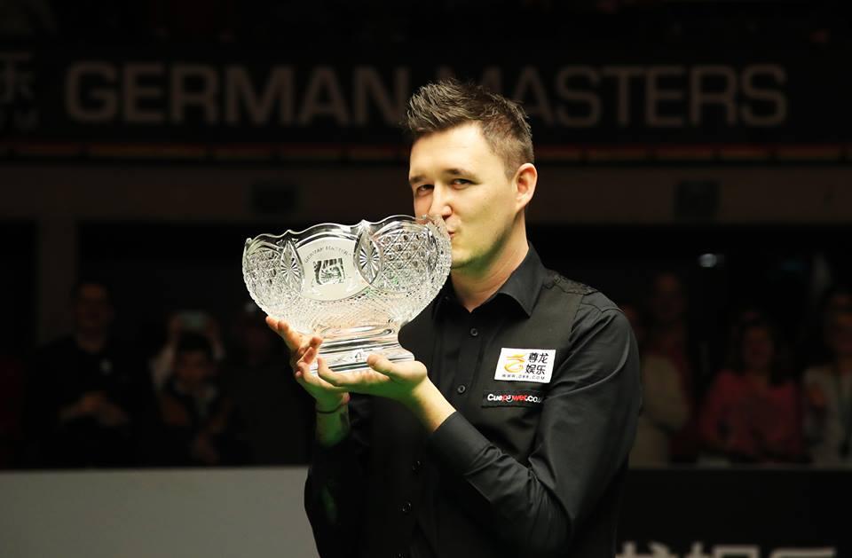 Snooker German Masters 2021